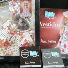 Muñecas Nancy y Lucas: VESTIDO NANCY. Lote 169397362