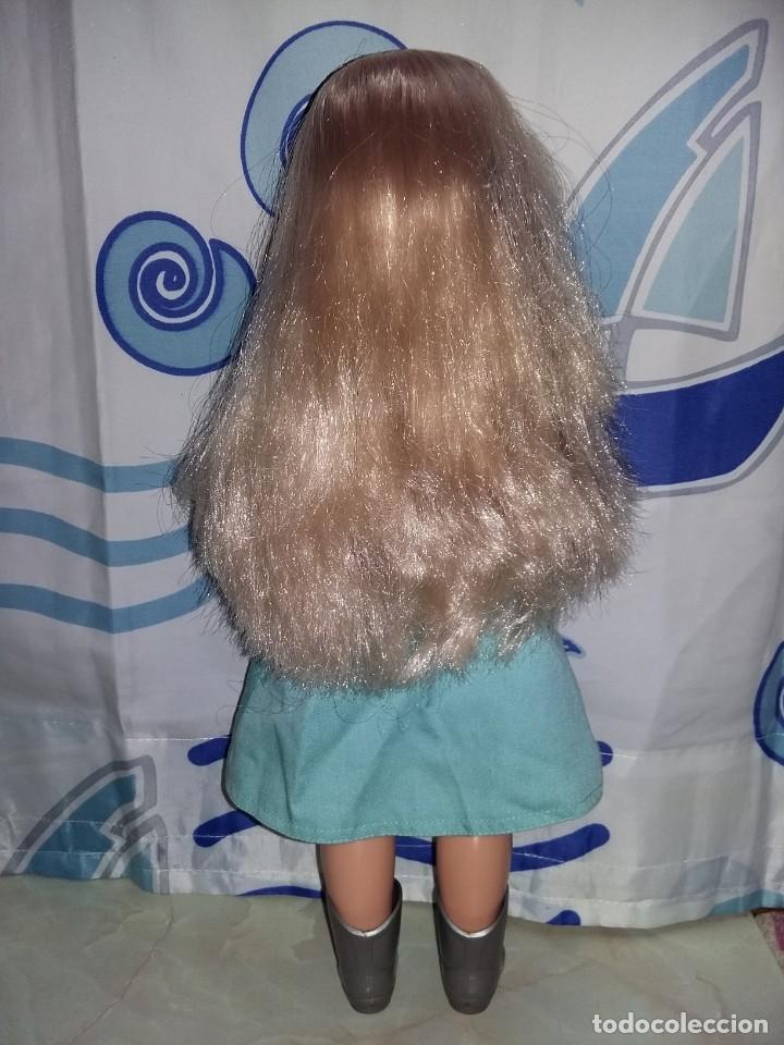 Muñecas Nancy y Lucas: nancy de colección 2005 + vestido lluvia años 70 con etiqueta cejas quiron ojos grises muy nueva!!! - Foto 5 - 169412208