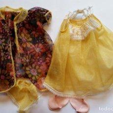 Muñecas Nancy y Lucas: NANCY CONJUNTO BUENAS NOCHES ORIGINAL DEL 72 MARCADO. Lote 169425956