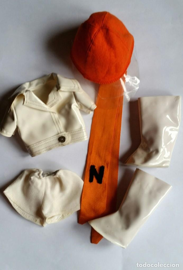 NANCY CONJUNTO MINISHORT ORIGINAL DEL 74 MARCADO (Juguetes - Muñeca Española Moderna - Nancy y Lucas)