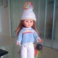 Muñecas Nancy y Lucas: NANCY FAMOSA PELIRROJA ARTICULADA BRAZO DURO IRIS MARGARITA CUELLO REPARADO LEER DETENIDAMENTE. Lote 169805592