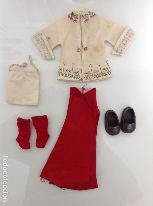 Muñecas Nancy y Lucas: Complementos muñeca Lissi de Guillen Conjunto Vestido - Foto 2 - 169812784