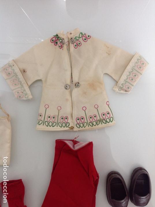 Muñecas Nancy y Lucas: Complementos muñeca Lissi de Guillen Conjunto Vestido - Foto 3 - 169812784