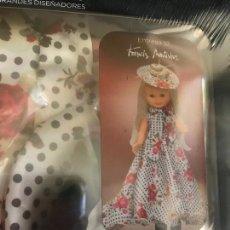 Muñecas Nancy y Lucas: PRECIOSO VESTIDO NANCY FAMOSA FRANCIS MONTESINOS Nº 10 EN CAJA. Lote 171184805