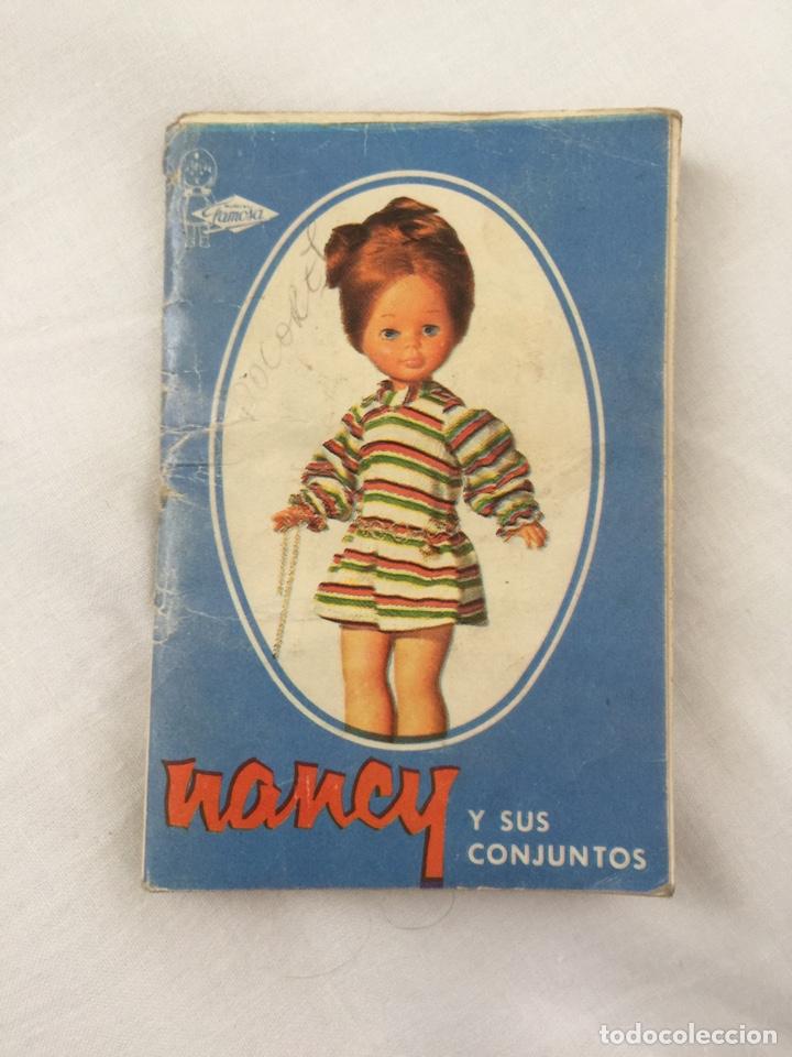CATALOGO NANCY Y SUS CONJUNTOS FAMOSA RARO Y DIFICIL DE CONSEGUIR (Juguetes - Muñeca Española Moderna - Nancy y Lucas)