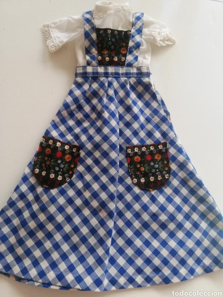 VESTIDO PARA NANCY (Juguetes - Muñeca Española Moderna - Nancy y Lucas, Vestidos y Accesorios)
