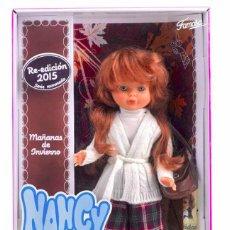 Muñecas Nancy y Lucas: NANCY COLECCION 2015 MAÑANAS DE INVIERNO. Lote 171714013