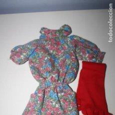 Muñecas Nancy y Lucas: NANCY CONJUNTO DE LOS 80 REF CATALOGO 80075/88. Lote 171916802