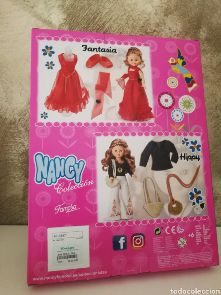 Muñecas Nancy y Lucas: NANCY CONJUNTO FANTASIA - Foto 2 - 171991562