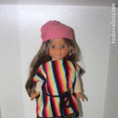 Muñecas Nancy y Lucas: NANCY ANDES QUIRON. Lote 172456392