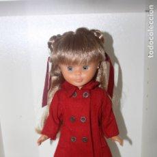 Muñecas Nancy y Lucas: NANCY ABRIGO DE PASEO QUIRON. Lote 172457023