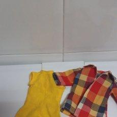 Muñecas Nancy y Lucas: CONJUNTO ALEGRIA NANCY FAMOSA ORIGINAL. Lote 172846194