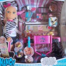 Muñecas Nancy y Lucas: NANCY NEW UN DIA EN HOLLIWOOD. NUEVA SIN USO EN SU CAJA ORIGINAL SIN ABRIR.. Lote 172882632