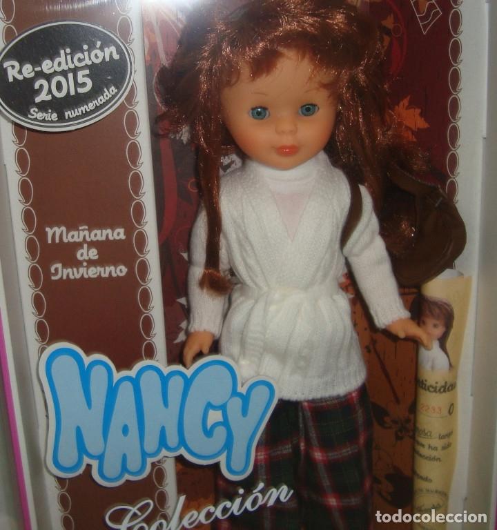 Muñecas Nancy y Lucas: NANCY MAÑANAS DE INVIERNO DESCATALOGADA - Foto 2 - 171714013