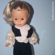 Muñecas Nancy y Lucas: NANCY RUBIA TOBILLO GORDO SOLO FAMOSA. Lote 172986243