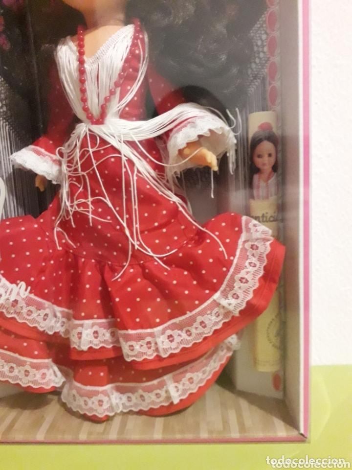 Muñecas Nancy y Lucas: Nancy Flamenca Colección Reedición 2018 Nancy se viste de Flamenca Nueva en su caja sin abrir - Foto 3 - 173166195
