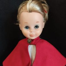 Muñecas Nancy y Lucas: ROPA PARA NANCY CAPA ROJA, DESCONOZCO SI ES ORIGINAL.. Lote 173406330