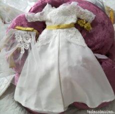 Muñecas Nancy y Lucas: CONJUNTO NOVIA NANCY. Lote 174040879
