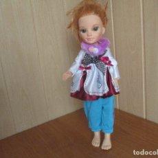 Muñecas Nancy y Lucas: MUÑECA NANCY NEW PELIRROJA. Lote 174089409