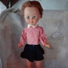 Muñecas Nancy y Lucas: NANCY DE FAMOSA AÑOS 70. PRESENTA PELO CORTADO.. Lote 175346453