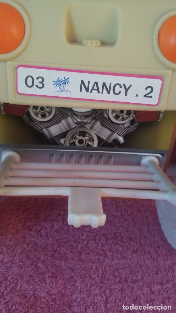 Muñecas Nancy y Lucas: COCHE PLAYERO DE LA NANCY - Foto 6 - 175366300