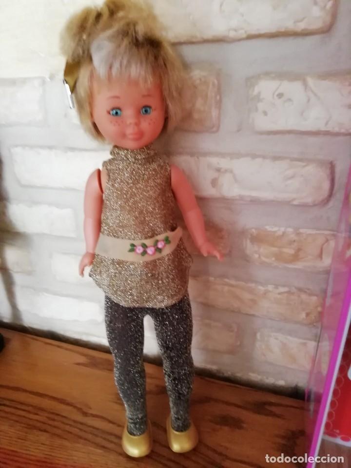 Muñecas Nancy y Lucas: NANCY Star ochentera, vestida original. Muy buen estado - Foto 31 - 159202066