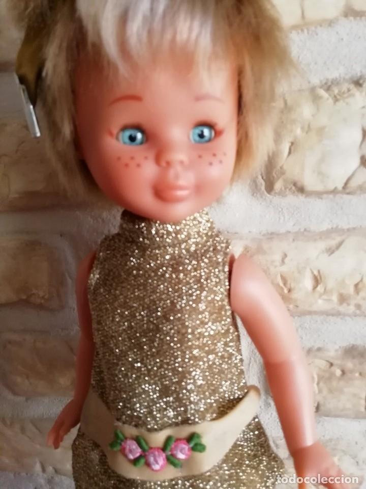 Muñecas Nancy y Lucas: NANCY Star ochentera, vestida original. Muy buen estado - Foto 38 - 159202066