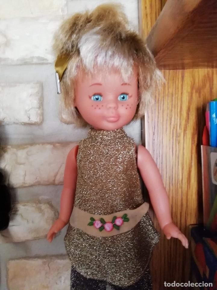 Muñecas Nancy y Lucas: NANCY Star ochentera, vestida original. Muy buen estado - Foto 39 - 159202066