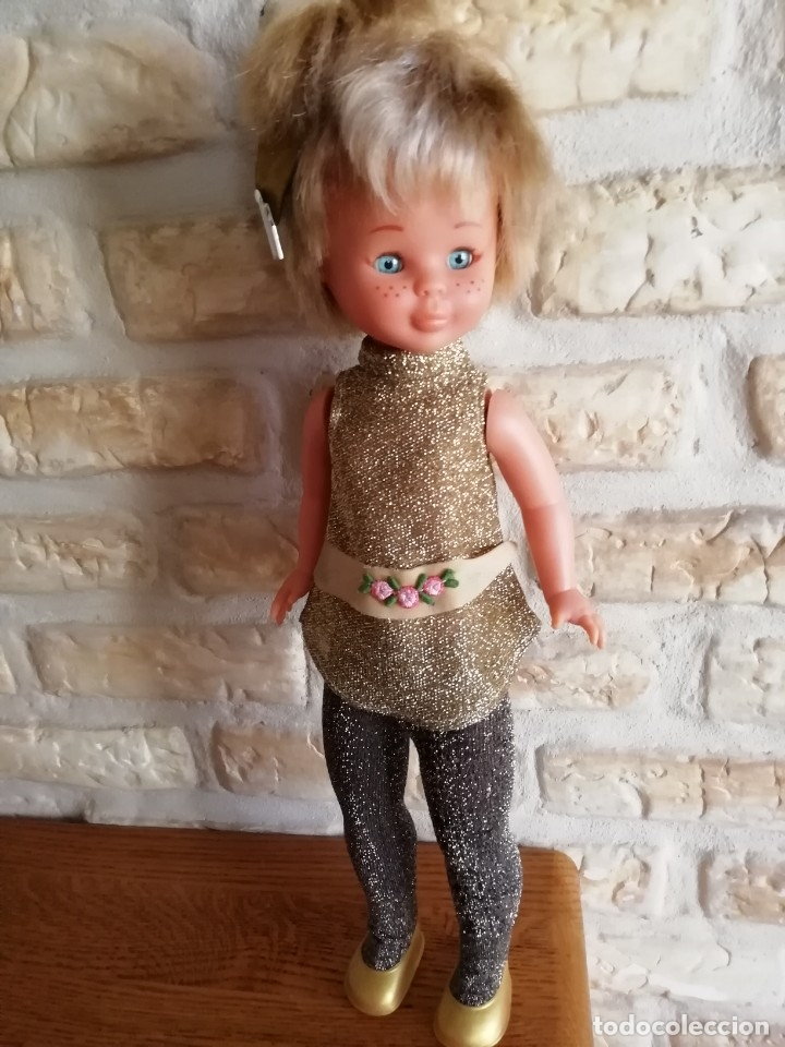Muñecas Nancy y Lucas: NANCY Star ochentera, vestida original. Muy buen estado - Foto 40 - 159202066