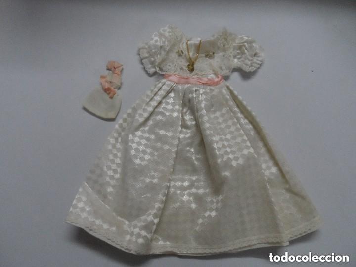 VESTIDO NANCY (Juguetes - Muñeca Española Moderna - Nancy y Lucas, Vestidos y Accesorios)