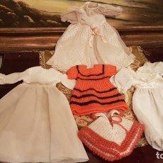 Muñecas Nancy y Lucas: LOTE DE ROPA DE NANCY ANTIGUOS.. Lote 176016937