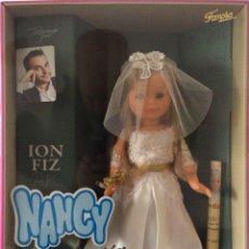 Muñecas Nancy y Lucas: FAMOSA - NANCY COLECCION - NANCY NOVIA ION FIZ - NUEVA EN CAJA SIN ABRIR. Lote 176123595