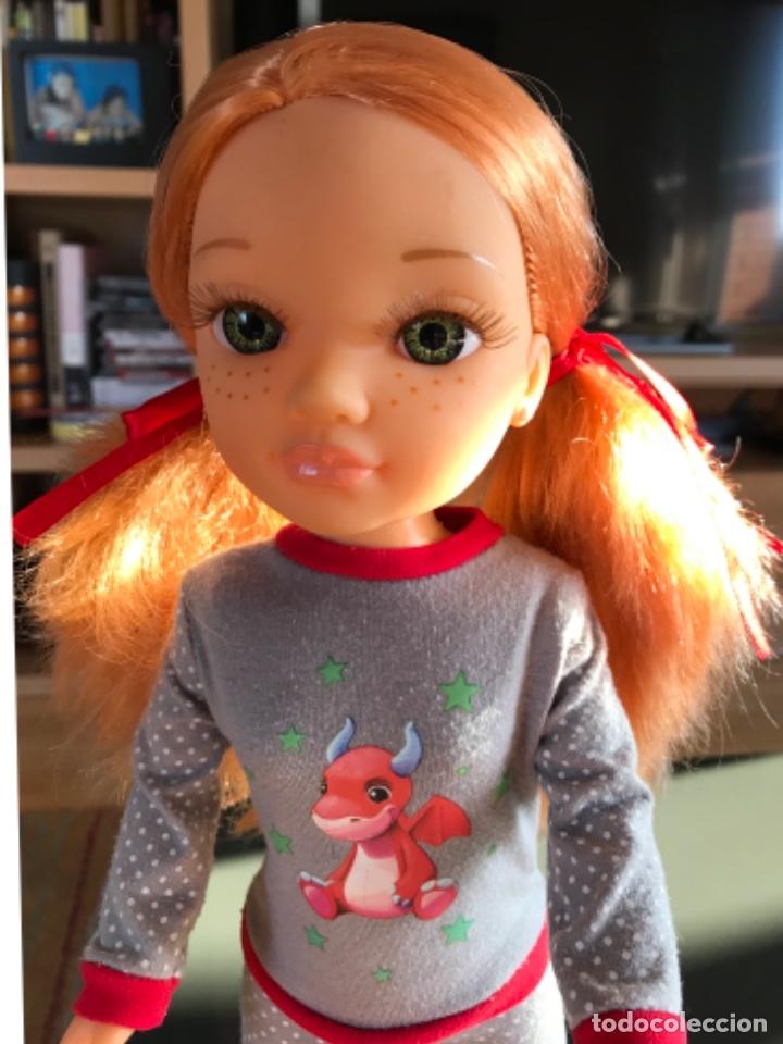 Muñecas Nancy y Lucas: Nancy Un día con el dragón Gus - Foto 4 - 176223755