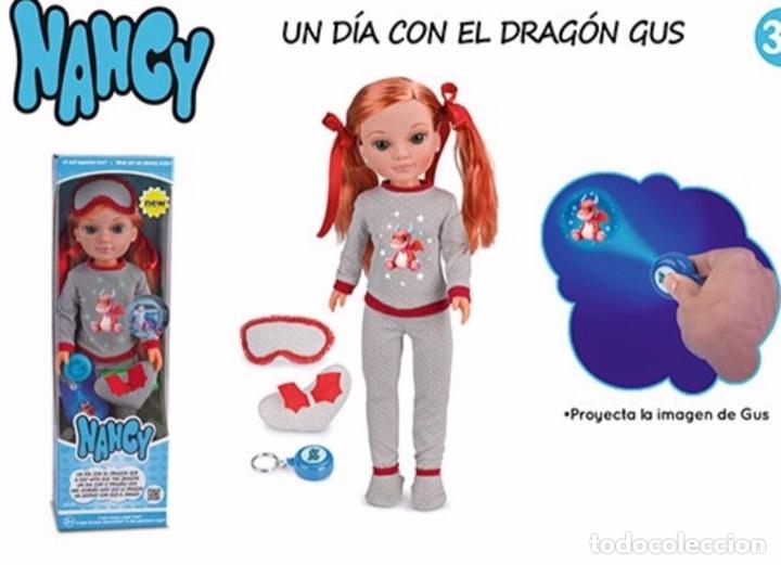 Muñecas Nancy y Lucas: Nancy Un día con el dragón Gus - Foto 5 - 176223755