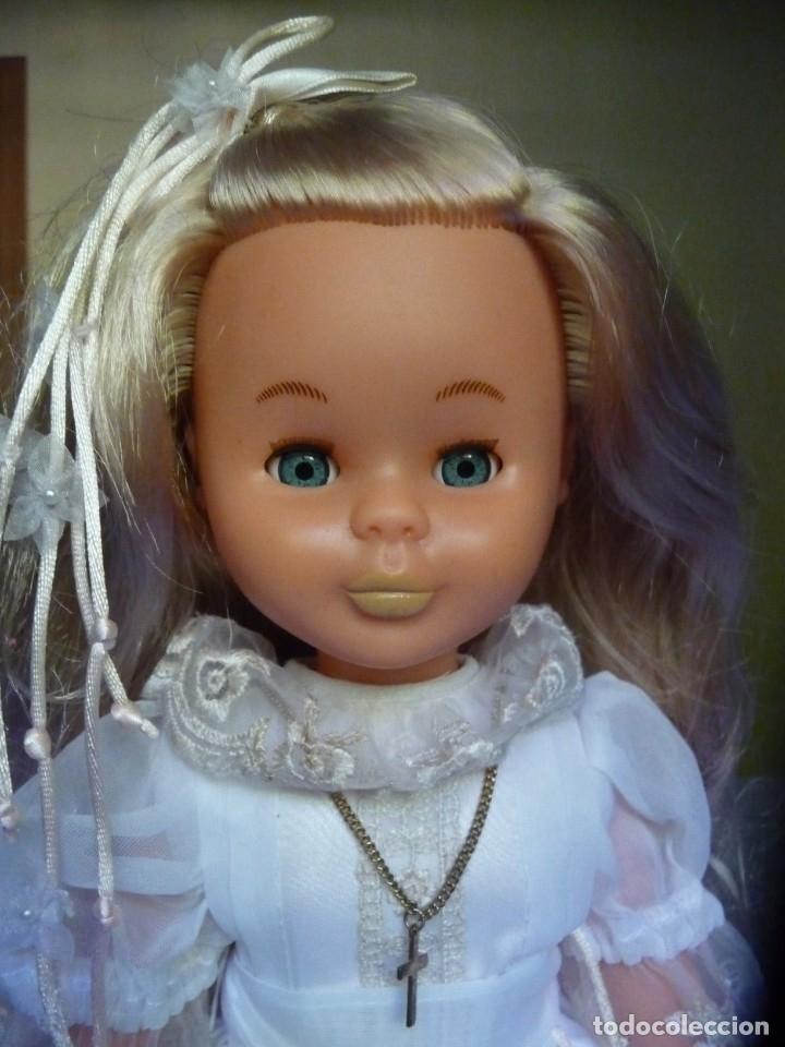 Muñecas Nancy y Lucas: Nancy de famosa comunion rubia ojos azules años 2000 - Foto 4 - 176440703