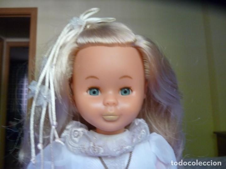 Muñecas Nancy y Lucas: Nancy de famosa comunion rubia ojos azules años 2000 - Foto 5 - 176440703