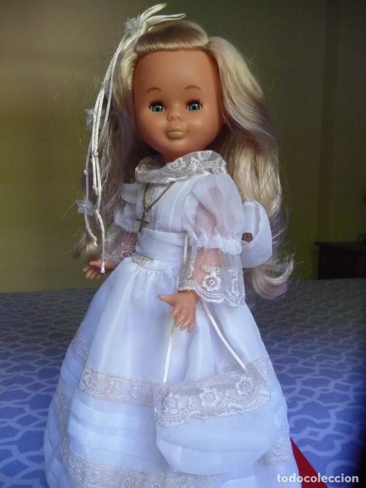 Muñecas Nancy y Lucas: Nancy de famosa comunion rubia ojos azules años 2000 - Foto 8 - 176440703