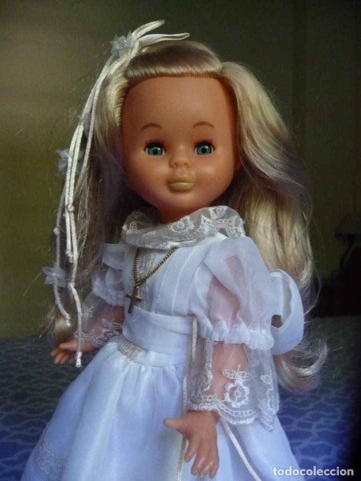 Muñecas Nancy y Lucas: Nancy de famosa comunion rubia ojos azules años 2000 - Foto 9 - 176440703