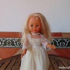 Muñecas Nancy y Lucas: MUÑECA NANCY DE FAMOSA OJOS MARGARITA CUMPLEAÑOS FELIZ . Lote 176724213
