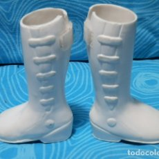 Muñecas Nancy y Lucas: BOTAS ORIGINALES NANCY NEW. Lote 177186032