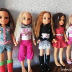 Muñecas Nancy y Lucas: OFERTA!!!!! LOTE DE 5 NANCYS. Lote 173088000