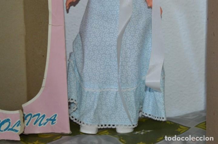 Muñecas Nancy y Lucas: CAROLINA - Beymol - Estado Excelente, NOS, NUEVA, estreno, Muy, muy difíci - Época NANCY ¡Mira! - Foto 7 - 178103759