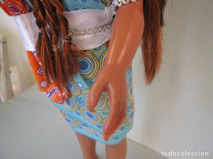 Muñecas Nancy y Lucas: Muñeca New moderna Los Viajes de Nancy Negra Negrita Nunca jugada con todos sus accesorios sin caja - Foto 12 - 178369096