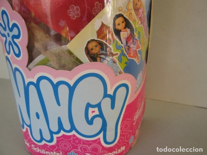 Muñecas Nancy y Lucas: Nancy New moderna Los viajes de Nancy Geisha Nunca jugada Con Caja Descatalogada - Foto 11 - 178370028