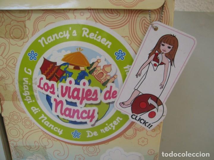Muñecas Nancy y Lucas: Nancy New moderna Los viajes de Nancy Geisha Nunca jugada Con Caja Descatalogada - Foto 13 - 178370028