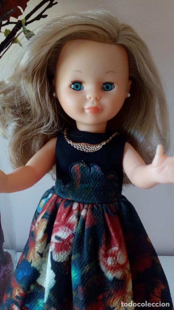 Muñecas Nancy y Lucas: Espectacular Nancy rubia de Planeta, y ojos azules. - Foto 2 - 178679951