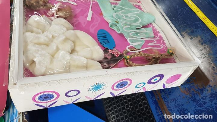 Muñecas Nancy y Lucas: NANCY PRESENTACION TROUSSEAU ojos azules AÑO 1969 A ESTRENAR EN CAJA ORIGINAL - Foto 7 - 178862322