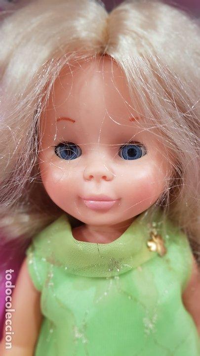 Muñecas Nancy y Lucas: NANCY PRESENTACION TROUSSEAU ojos azules AÑO 1969 A ESTRENAR EN CAJA ORIGINAL - Foto 9 - 178862322