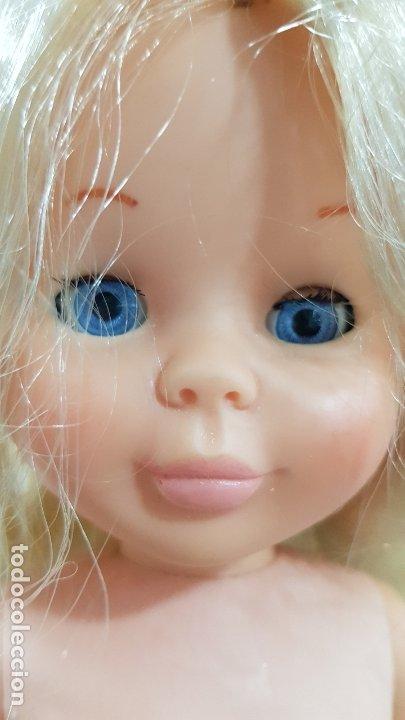 Muñecas Nancy y Lucas: NANCY PRESENTACION TROUSSEAU ojos azules AÑO 1969 A ESTRENAR EN CAJA ORIGINAL - Foto 23 - 178862322