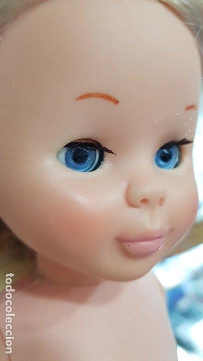 Muñecas Nancy y Lucas: NANCY PRESENTACION TROUSSEAU ojos azules AÑO 1969 A ESTRENAR EN CAJA ORIGINAL - Foto 24 - 178862322